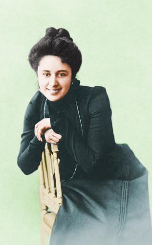 Мари Андреева