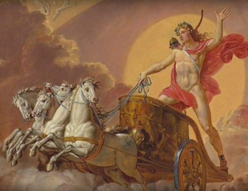 Фаэтон Мифы Древней Греции слушать
