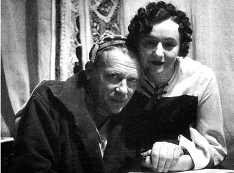 Булгаков и Шиловская