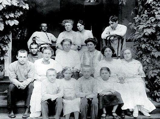 Семья Булгаковых