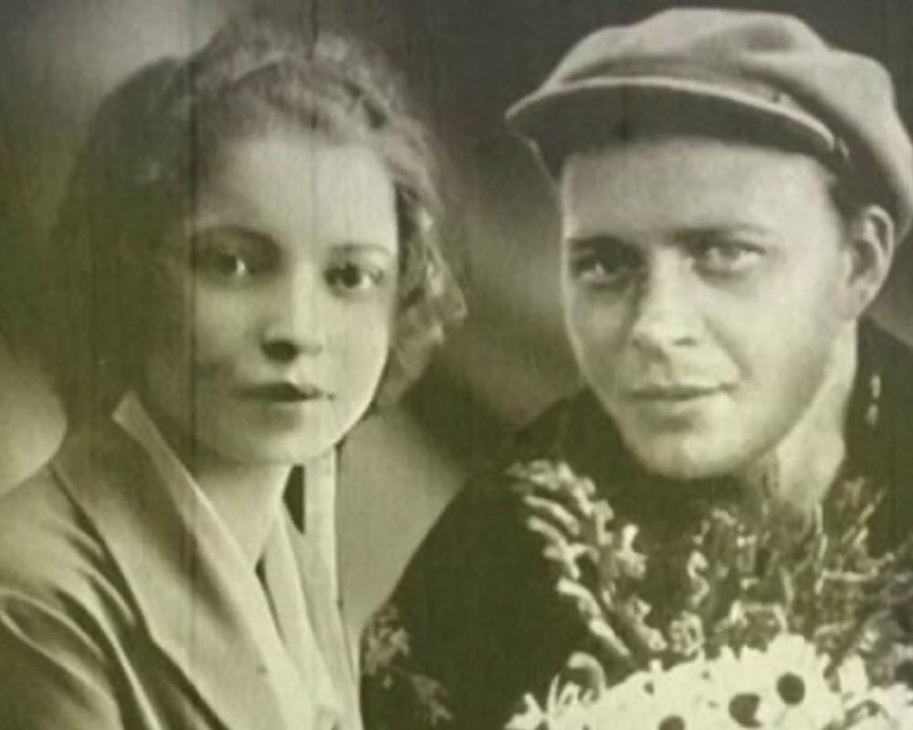 Дора Чернышова и Аркадий Гайдар