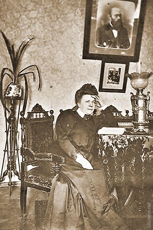 Варвара Михайловна Булгакова - мать Михаила Булгакова