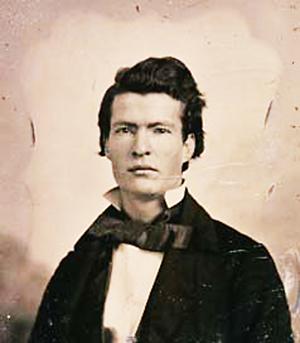 Марк Твен, 1851г.