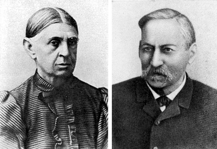 Родители Ивана Бунина — Людмила Александровна Бунина (Чубарова) и Алексей Николаевич Бунин
