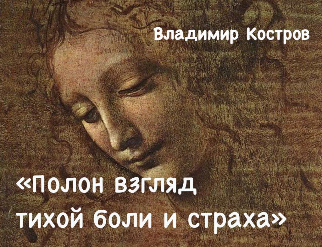 владимир костров